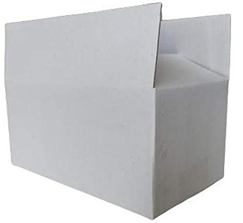 Corrugated White Box for Packaging 7.5 X 4.5 X 3.5 inch 3 Ply High GSM Paper Pack of 50 Price & Reviews