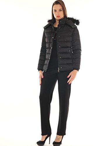 CORALISE - Abrigo - para mujer negro