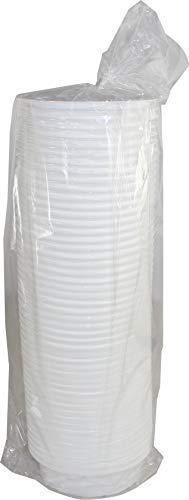 50 Piezas Romed Bolsa de refracción mit Pedazo de boca Bolsas de mareo Bolsa de vomitar Bolsa para residuos
