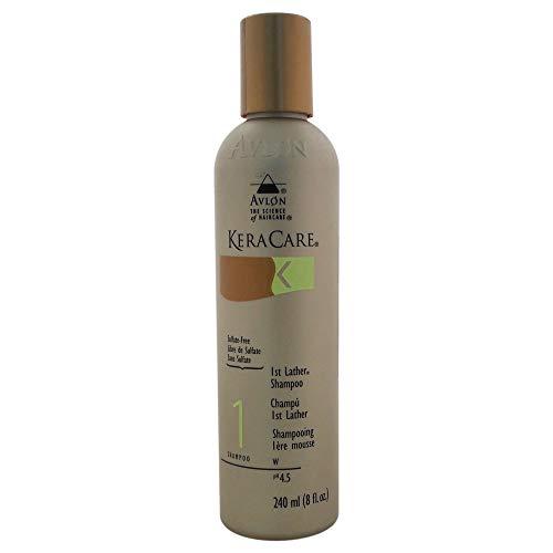 Avlon Keracare 1st Lather Shampoo, 8 Ounce