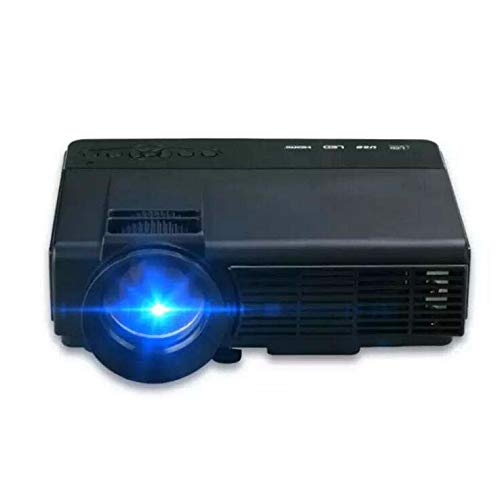 XIOJ Q5 Leisure Full HD Proyector de película con 1000 Lux ...