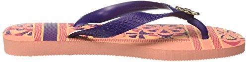 Havaianas Women's Gracia Flip Flops Pink (Silk Rose) 9hvAEsB
