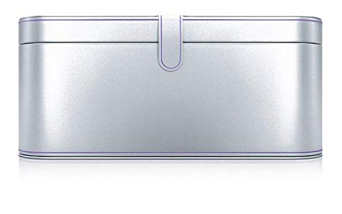 Dyson Silver Presentation Case for Supersonic Hair Dryers, Part No. 968683-03