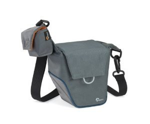 - Lowepro Compact ILC Courier 70 Digital Micro Four-Thirds Camera Case - Grey