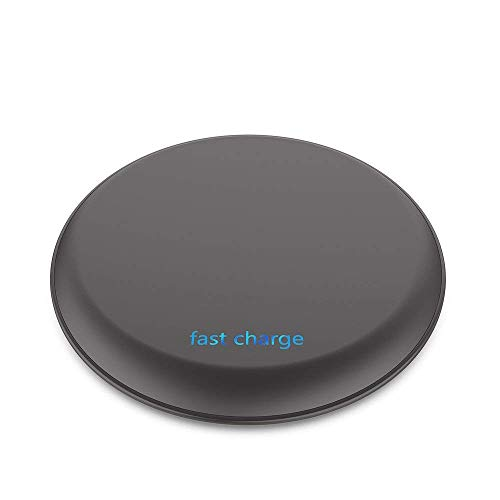 Wireless Charger,Autoor Charge Charging for iPhone Xs Max//X/8/8 Plus Samsung Galaxy S9/S8/Note 9/Note 16 and More Supporting QI Wireless Charging