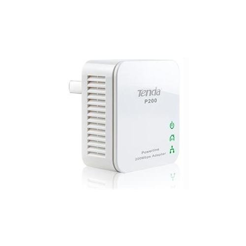 Tenda P200 200MBPS Powerline Adapter - 3