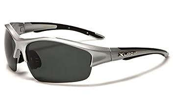 X-Loop polarizadas ciclismo y gafas de sol deportivas para adultos – talla única –