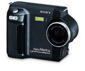 Sony Mavica MVCFD85 1.3MP Digital Camera with 3x Optical Zoom ()