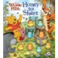 Disney Winnie the Pooh Honey to Share by Disney Winnie the Pooh, Miller, Sara [Reader's Digest, 2012] Hardcover [Hardcover]