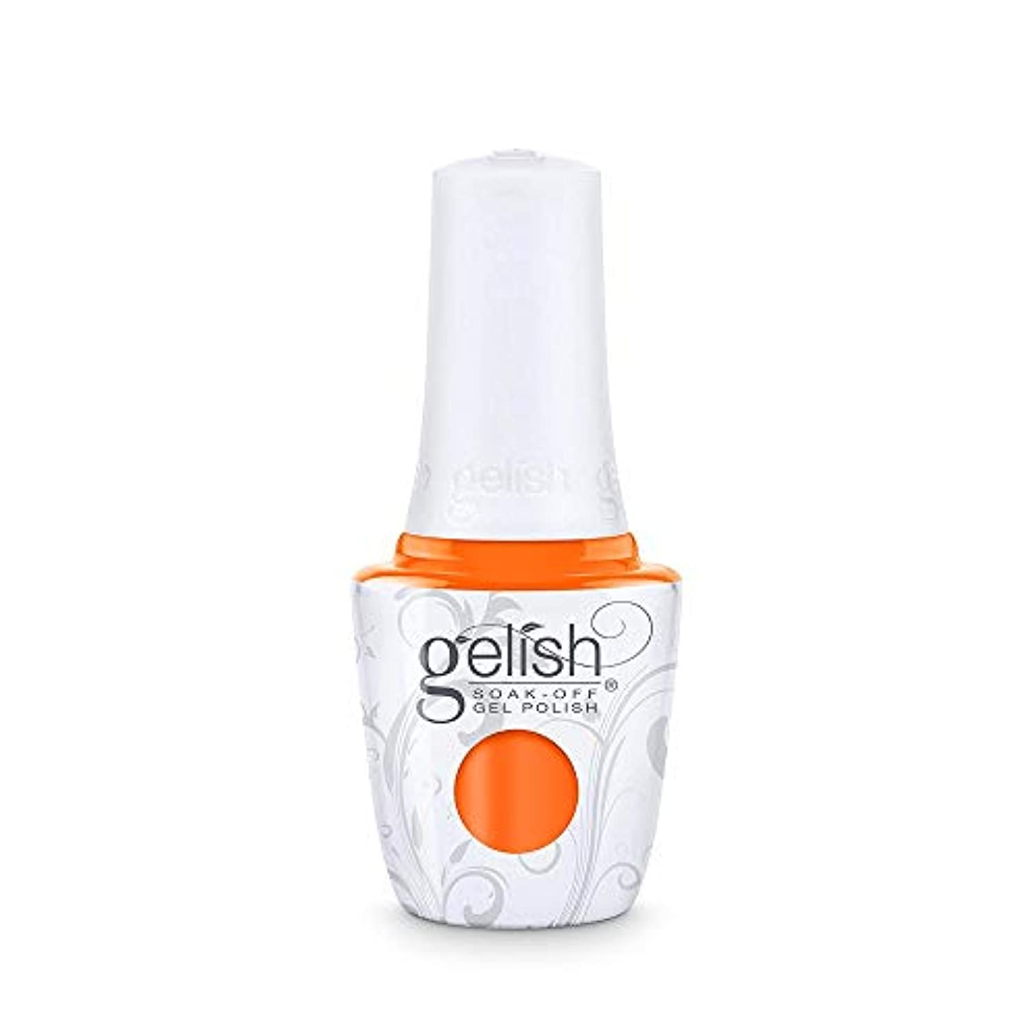 櫛無古代Harmony Gelish - Make a Splash 2018 Collection - You've Got Tan-gerine Lines - 15 mL / 0.5 Fl. Oz.