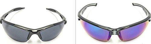 Set of 2 - Sport Sunglasses - Solar Comfort Sunglasses
