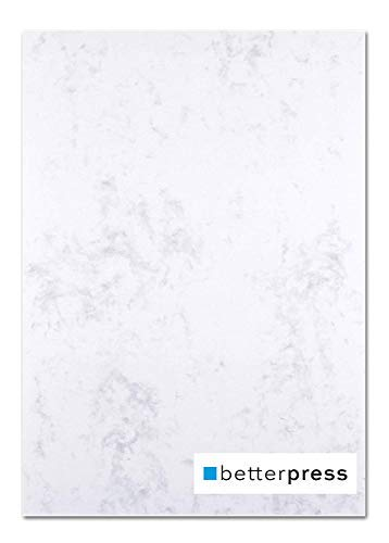 Cama erpress mármol de Papel Impresora Papel mármol DIN A4 ...