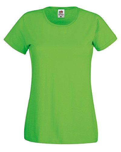 Citron T Vert shirt Ltd Absab Femme wU6zzg