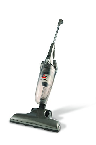 Bissell Aero Vac 2-In-1 Bagless Stick Vacuum Cleaner (Grey)