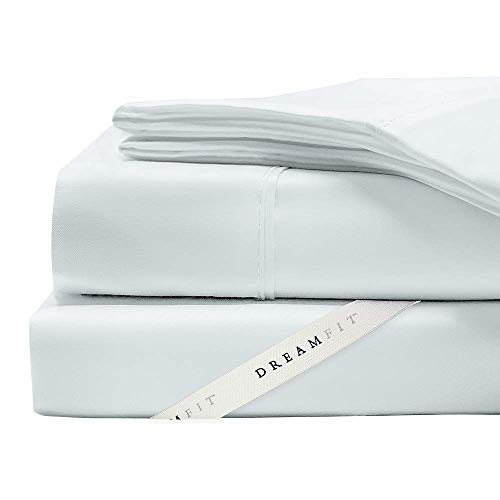 DreamFit Degree 1 microfiber king size sheet set - slate gray