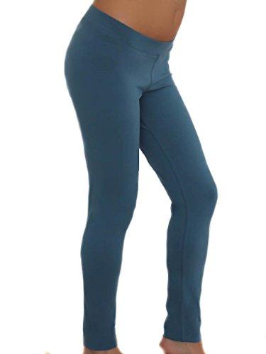 Enetal Natur&Damen - Leggings - para mujer Azul