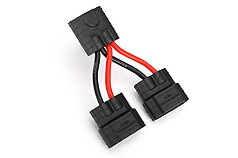 31Nvz7055cL._SX466_ amazon com traxxas 3064x wire harness high current id connection traxxas wiring harness at gsmx.co