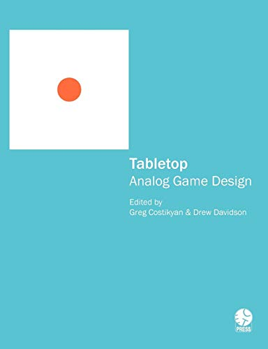 Tabletop: Analog Game Design (Tops Wholesale Table)