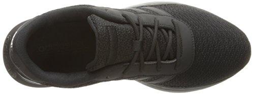 Adidas Performance Men's Lite Racer-M Running Shoe, Black/Black/Black, 12 M US