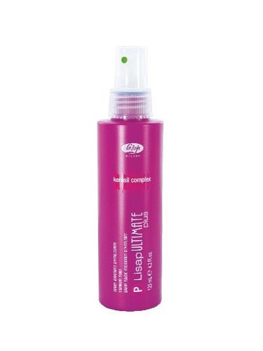 Lisap ULTIMATE Straight Fluid Plus (125ml) by Lisap