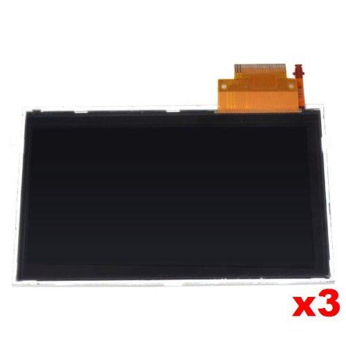Neewer 3x LCD Screen Replacement With Backlight for PSP 2000 US