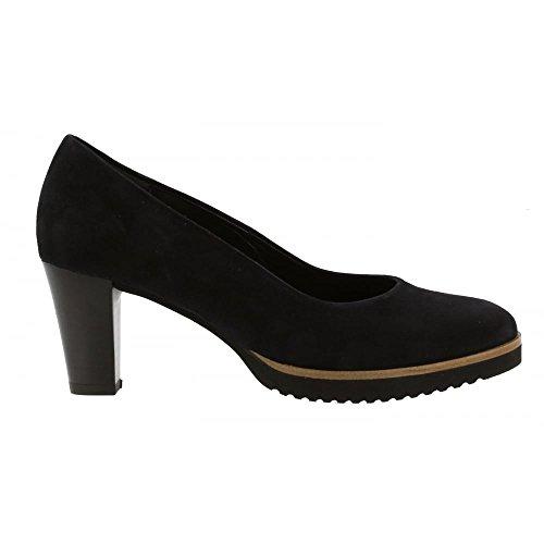 Gabor Shoes Comfort Fashion, Zapatos de Tacón para Mujer Azul (26 Pazifik S.s/ca.s)