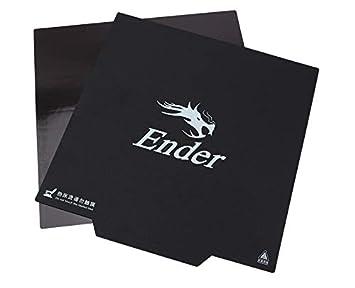 XZANTE Pieza De La Impresora Ender-3 9.2 Pulgadas X 9.2 ...