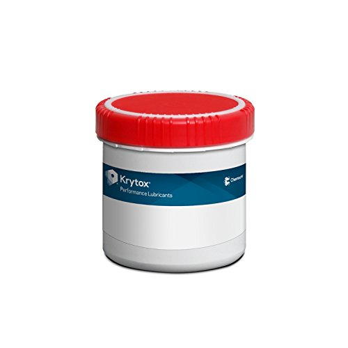Chemours D10317490 Krytox GPL204 Grease 1 kg/2.2 lb. Jar by Chemours