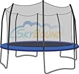 Trampoline Net for 15′ Round Skywalker Trampoline Fits 8 Poles (Net Only) [Toy] Review