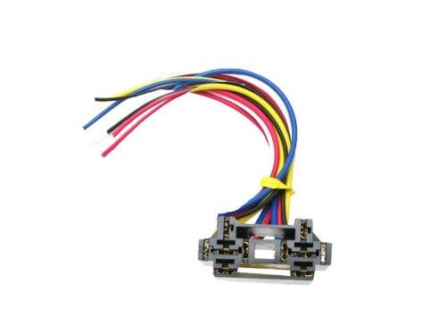 Absolute USA 12 VDC Dual Interlocking Relay Socket