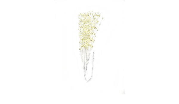 Pearl Sprays 4mm Ivory 36 Pieces