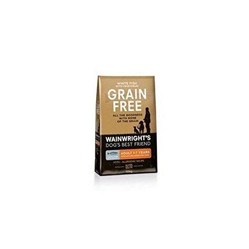 Wainwrights Grain Free Dog Food >> Wainwright S Grain Free White Fish And Vegetables 10kg