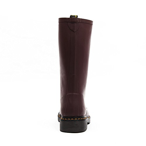 Martens 36 Rouge Shower Eu Cherry Dr WnHpA0YPH