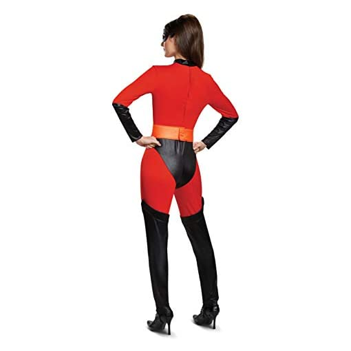 Disguise Women's Mrs. Incredible Classic Adult Costume
