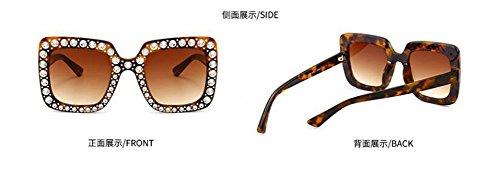 vintage retro rond en soleil inspirées cercle style de Lennon lunettes du polarisées métallique Bq06w