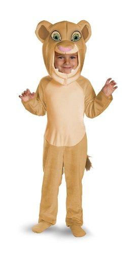 Nala Lion King Halloween Costume (Nala Classic Costume - Toddlers M)