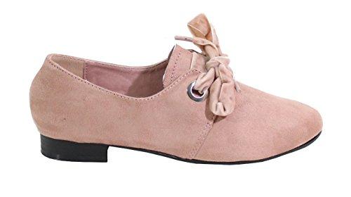 Rosa Cordones By de Mujer Para Zapatos Shoes qHaxf4Y