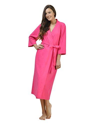 SIORO Lightweight Bathrobe Sleepwear Nightwear