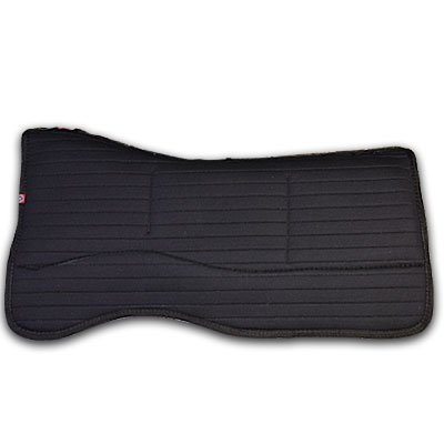 T3 Matrix Shim Western Saddle Pad, 31x30, Felt/Flexform by Toklat