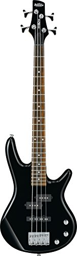 (Ibanez GSRM 4 String Bass Guitar, Right Handed, Black (GSRM20BK) )