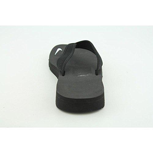 Nike 314870-011 Tongs, Femme, Noir (noir / Blanc), 38