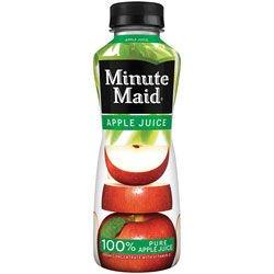 025000056017 - Minute Maid 100% Apple Juice, 450 ml carousel main 0