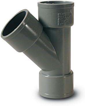 /derivacion de PVC de 45//°F//F de 32/mm. anzapack 857731q/
