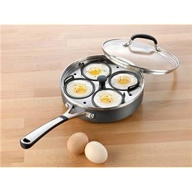 Calphalon 4-c. Nonstick Simply Calphalon Nonstick Egg Poacher