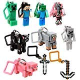 J!NX Mining Toy Action Figure Hanger Set Kingfansion (3-Inch 10-Piece) Series 1 for $<!--$15.99-->