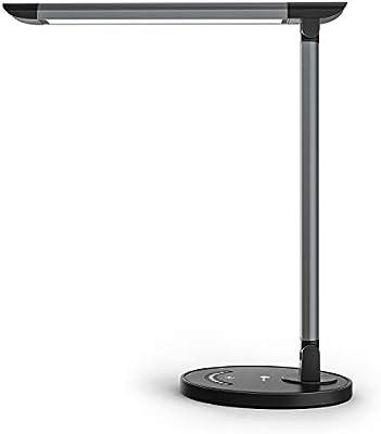 Lámpara Escritorio LED TaoTronics Flexo Escritorio 12W Regulable ...