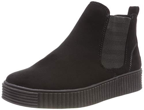 Schwarz 347 Damen KLAIN JANE Boots Black 004 254 Chelsea tYOzqxw