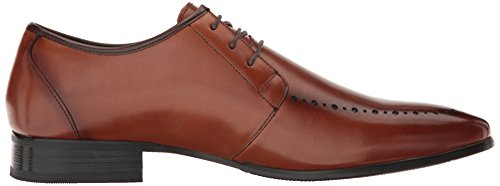 Stacy Adams Uomo Vander-plain Toe Oxford Scotch