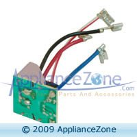 Whirlpool Part Number W10217542: PHASE CONTROL - Part Phase