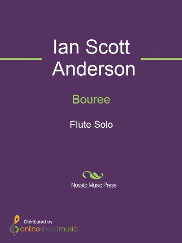 (Bouree - Flute)